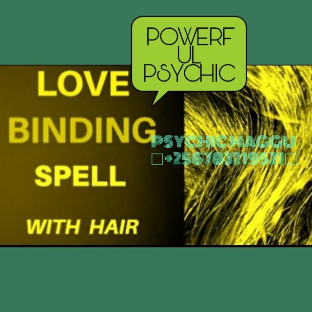 PROLIFIC PSYCHIC_LOVE & BINDING SPELLS CASTER +256783219521