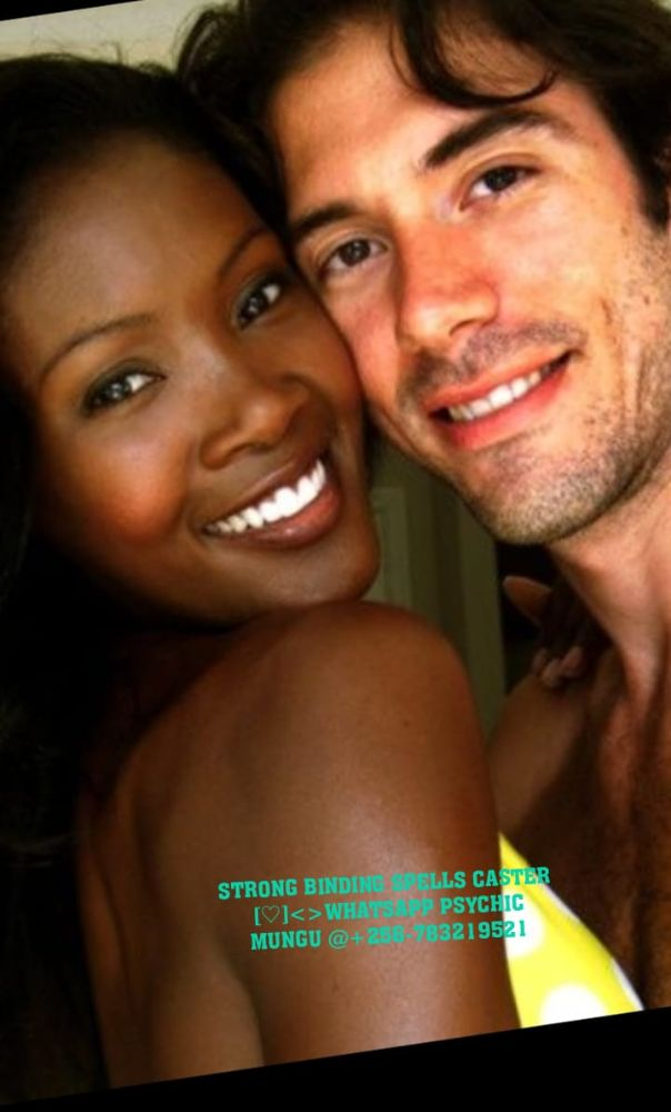 GENUINE INTERRACIAL MAGIC LOVE SPELLS