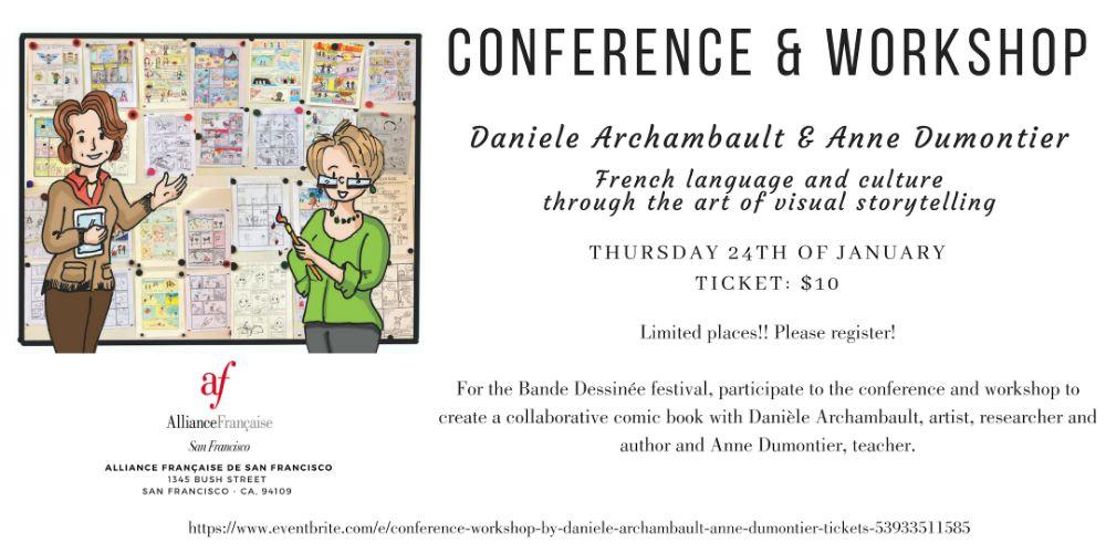 Conference Danièle Archambault